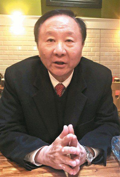 群創榮譽董事長段行建