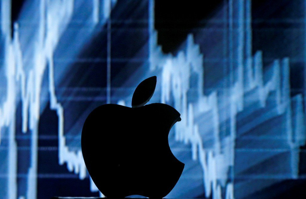 專家認為,蘋果下修財測,並不是美股重挫的主因。路透
