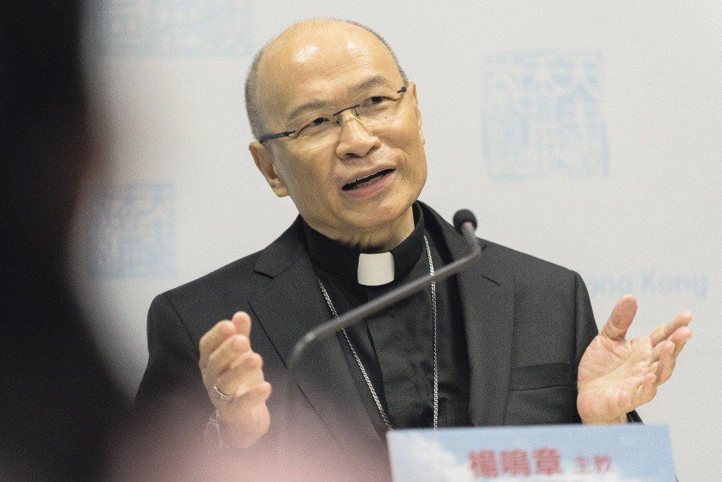 天主教香港主教楊鳴章因肝衰竭逝世,終年73歲。歐新社