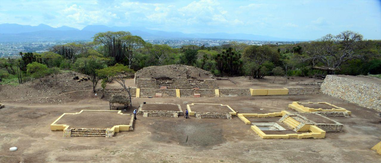 考古學家首度在墨西哥發現阿茲特克(Aztec)文明(14-16世紀)崇拜希佩托特...