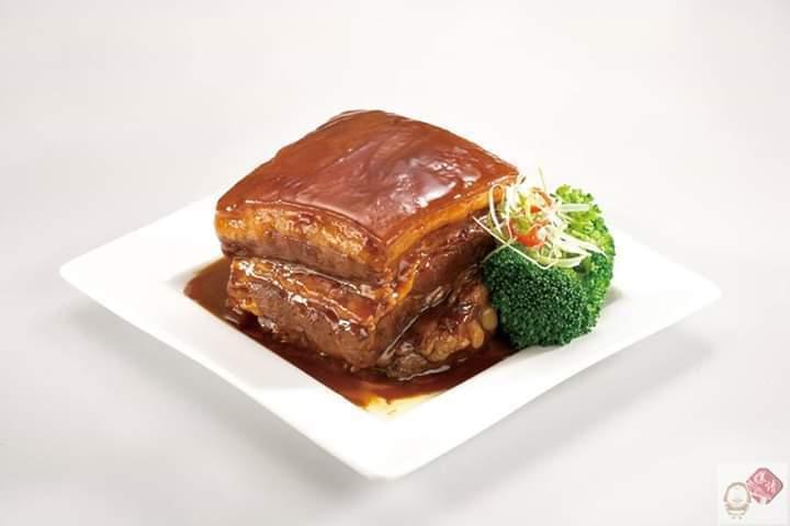螺情吉祥東坡肉。 漢典食品/提供