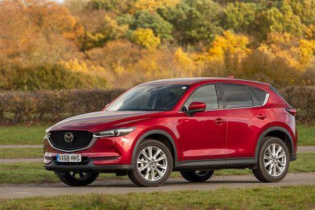 英國車名比較威?Mazda CX-5 GT Sport Nav+其實台灣市場也有