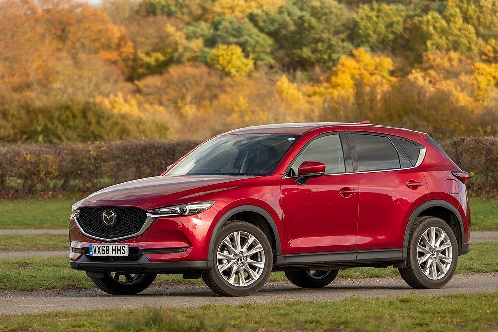 英國Mazda汽車針對熱銷的CX-5休旅車進行新年式銷售調整,並新增GT Spo...