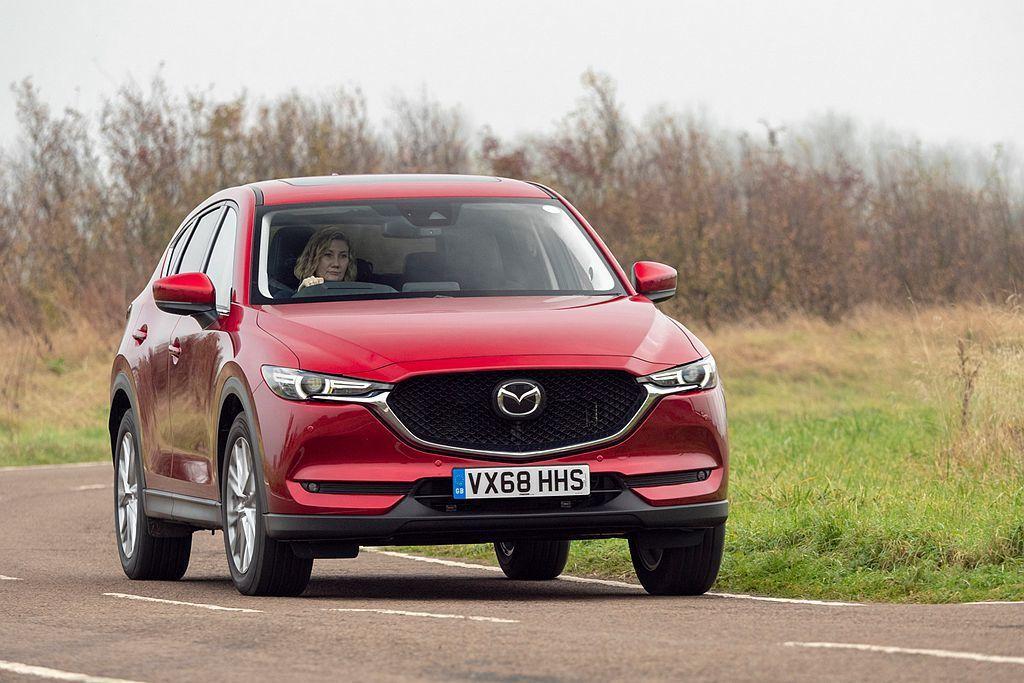 Mazda CX-5 GT Sport Nav+在英國市場可搭配汽油2.0L S...