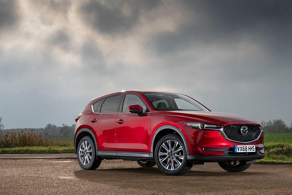 英國市場銷售的新年式Mazda CX-5,依舊提供汽油2.0L Skyactiv...