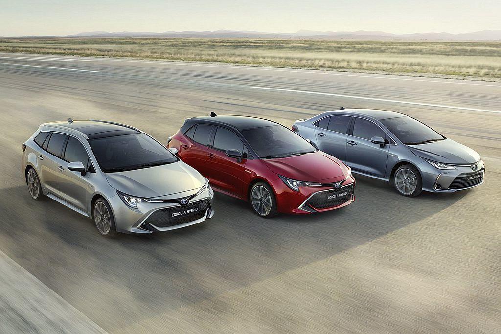 全新第12代Toyota Corolla車系自今年起陸續開始販售,除最熱賣的房車...