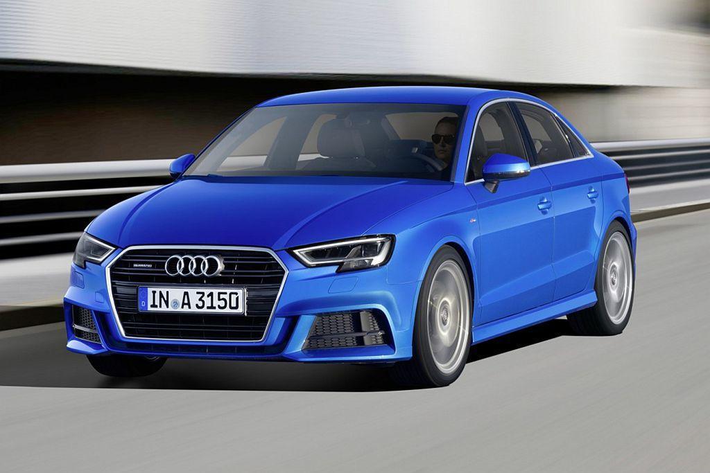 德國豪華車廠Audi A3車系,去年以銷售29.0萬輛成為此級距中第10名熱賣車...
