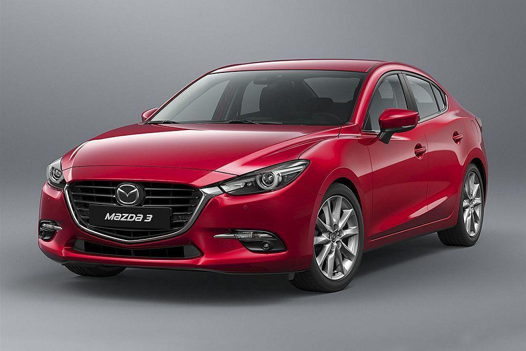 全新第四代Mazda3要到今年開始才會陸續開賣,2018年賣出的36.2萬輛成績...