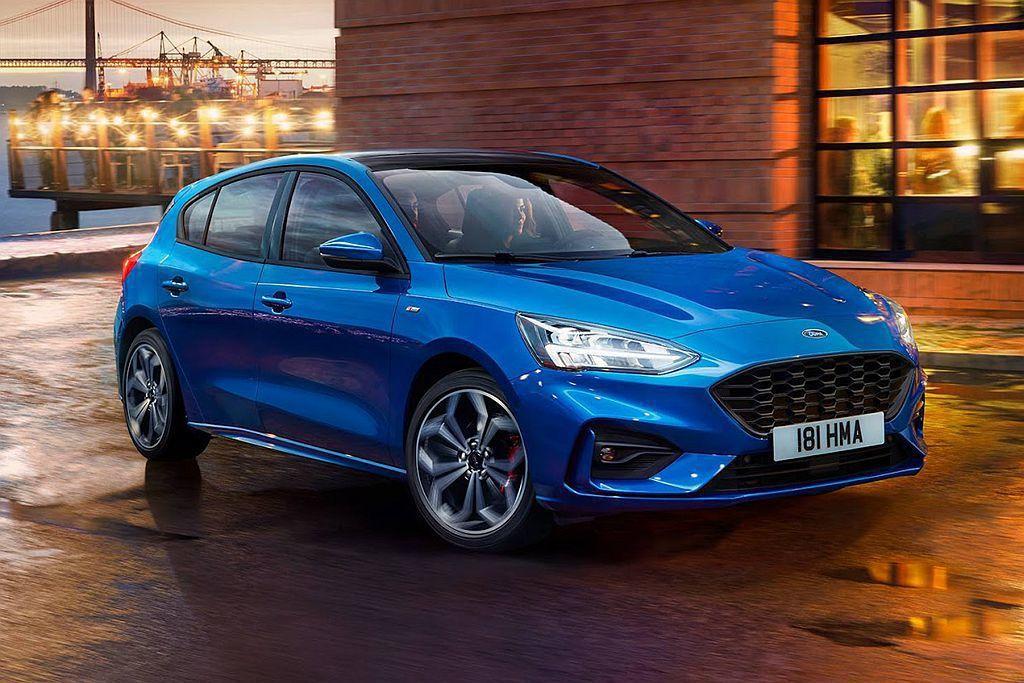原廠依舊在調整銷售市場佈局的全新第四代Ford Focus,2018年銷售表現大...