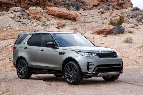 Land Rover Discovery「探索無限專案」 售價359萬元起限量開跑!