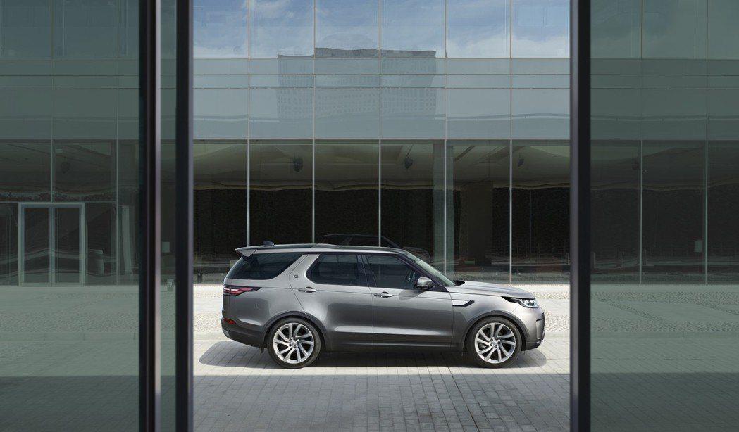Land Rover Discovery「探索無限專案」限量優惠中。 圖/Land Rover提供