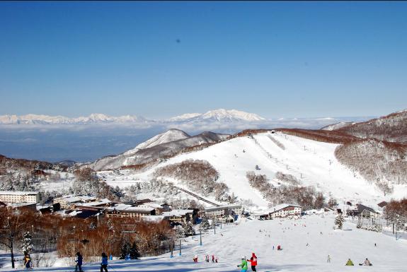志賀高原。 圖/snowpedia.com.tw