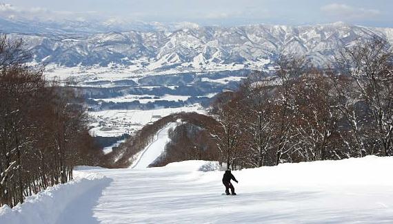 野澤溫泉滑雪場。 圖/ japan-guide.com