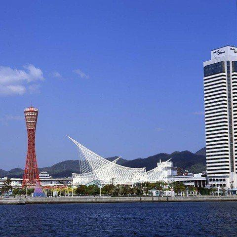 【美利堅公園】。 圖/神戶正式觀光官網