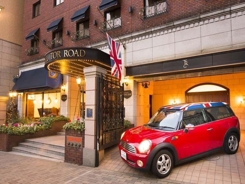 【Kobe Tor Road Hotel Sanraku】。 圖/agoda K...