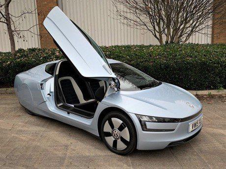 都賣台幣300萬 你會買BMW M5還是限量VW油電車?