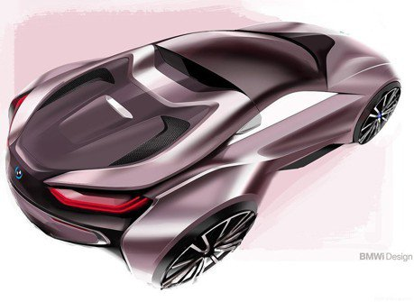 BMW計畫打造全新油電超跑 準備挑戰法拉利了嗎?