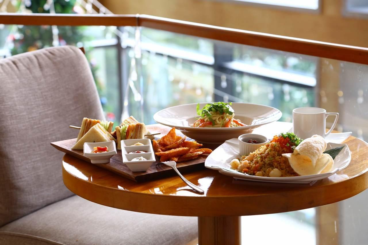 日月潭的雲品溫泉酒店啟動「金豬發懶」一泊五食全包式度假方案。圖/雲品溫泉酒店提供