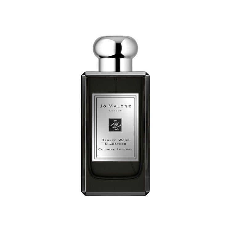 Jo Malone銅木與皮革芳醇古龍水,100ml售價6,620元。圖/Jo M...