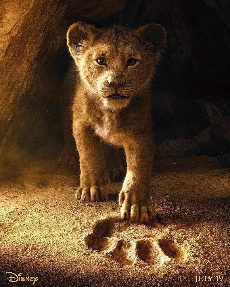 迪士尼新版「獅子王」是今年幾部經典動畫重新翻拍票房最受看好者。圖/摘自imdb