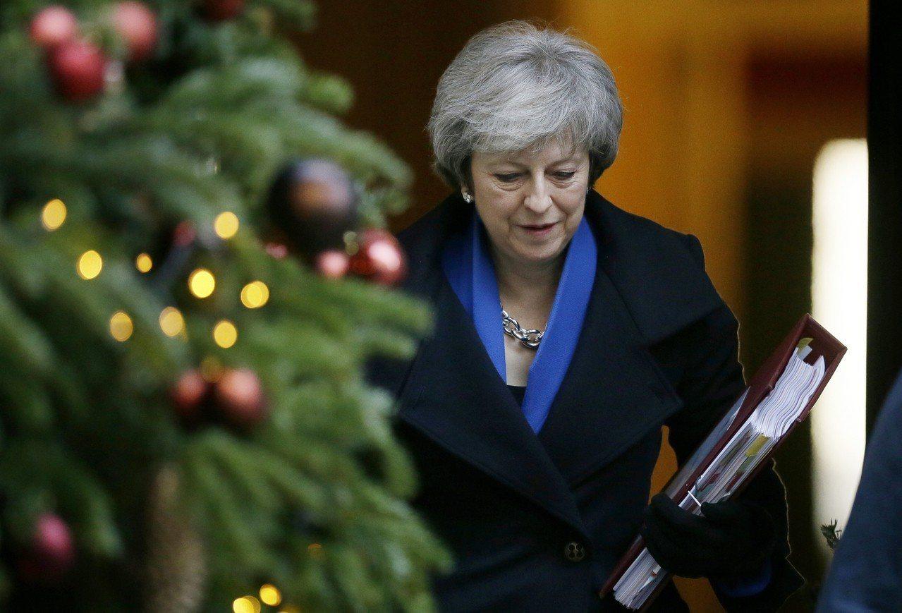 英國國會將於當地時間15日表決首相梅伊與歐洲聯盟達成的脫歐協議,由於國內反彈未歇...