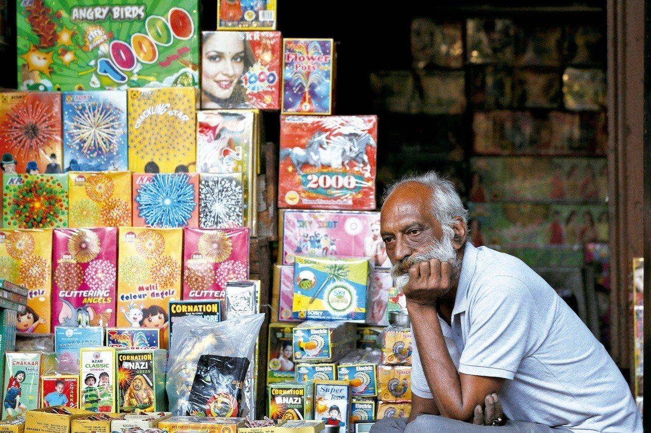 印度經濟成長,其實沒有政府宣稱的那樣樂觀。 圖/取自網路