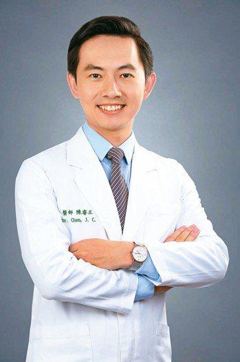 陳睿正醫師 中國醫藥大學新竹附設醫院神經內科主任 圖/陳睿正提供