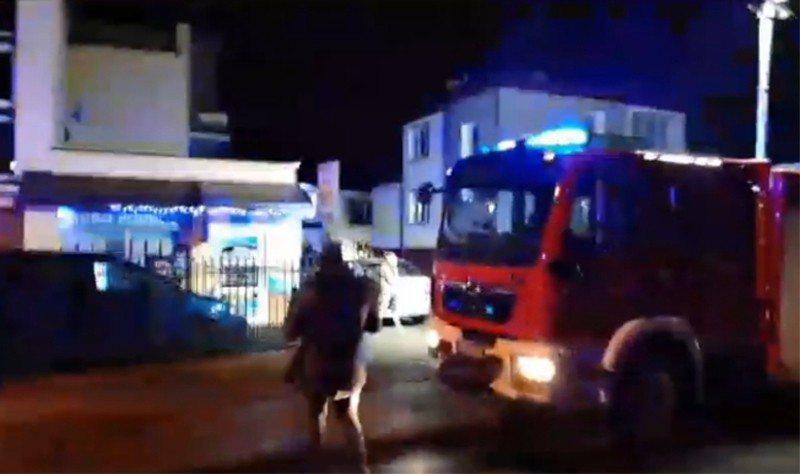 波蘭北部柯斯沙林市(Koszalin)一間密室逃脫體驗的房間今天起火,造成5名女...