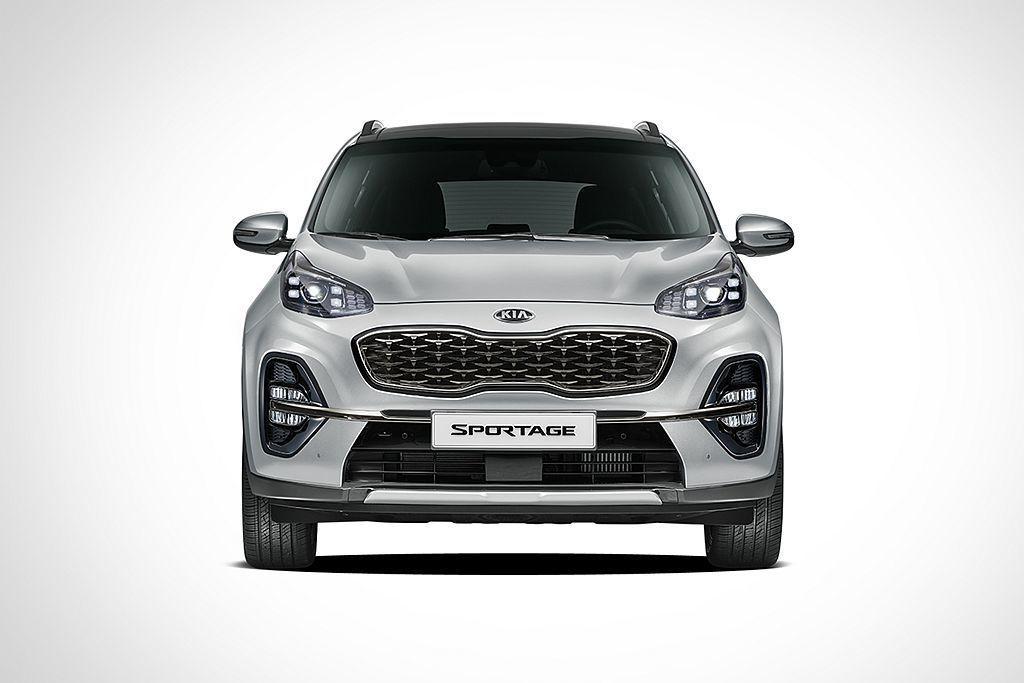 韓國Kia汽車公布2018年全球銷售成績,當中最熱銷的車款為Sportage都會休旅車。 圖/Kia提供