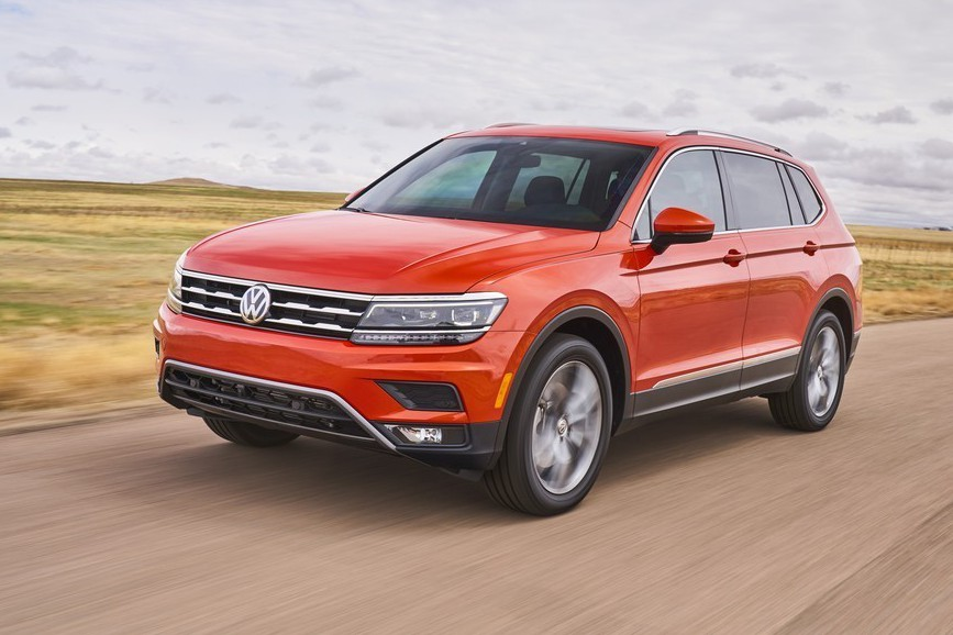 SUV到底有多夯? Volkswagen Tiguan榮登品牌2018年北美銷售冠軍