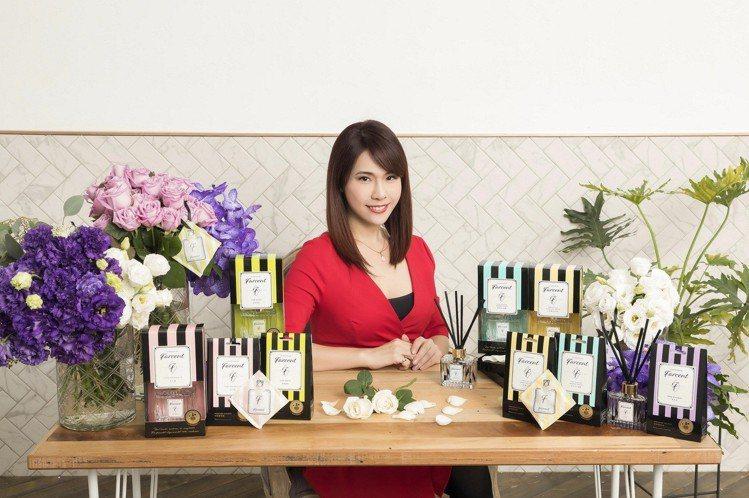 Les Parfums de Farcent(LPF)請來星座專家Tiffany...