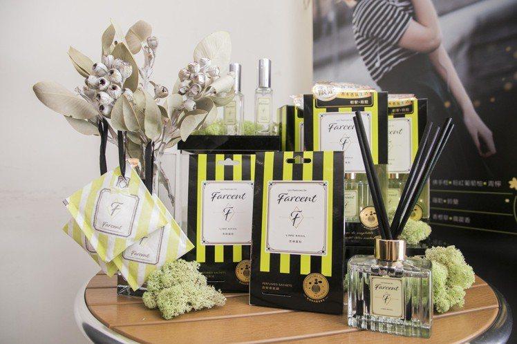 火象星座香氛開運首選:Les Parfums de Farcent(LPF)青檸...