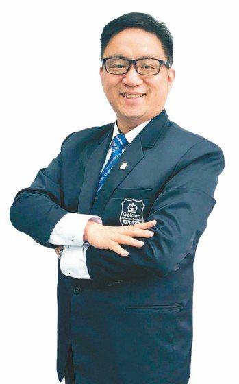 公勝保經行銷總監何英翰。 圖/何英翰提供