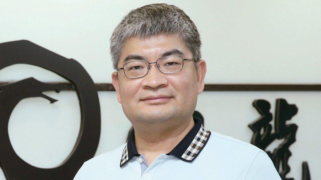 網龍總經理呂學森。 報系資料照