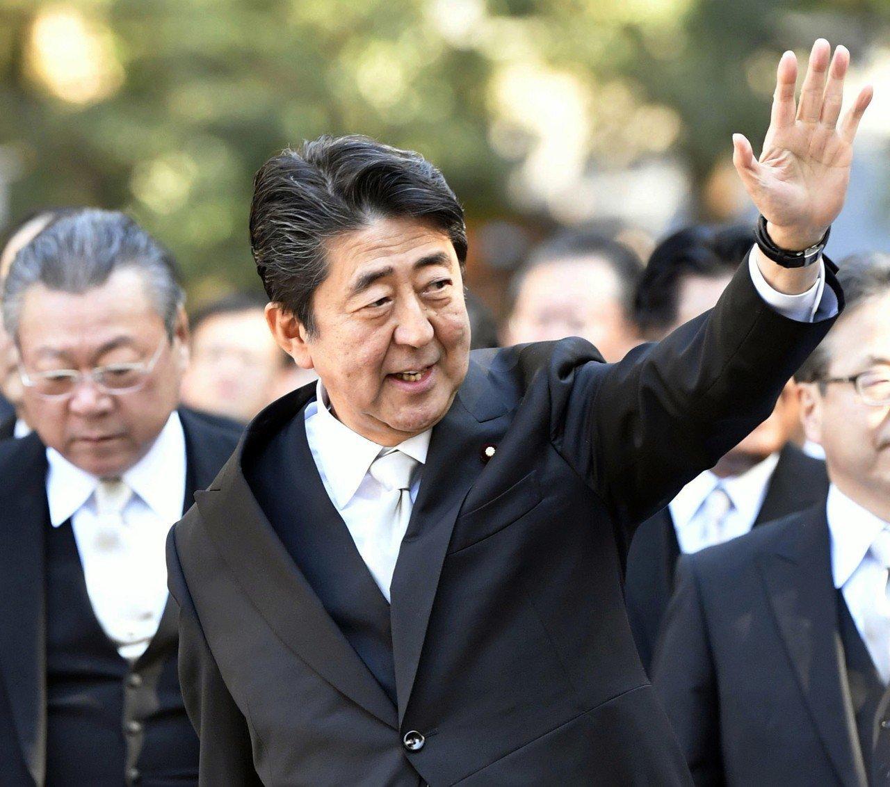 日本首相安倍晉三4日宣布,將於4月1日公布年號。 美聯社