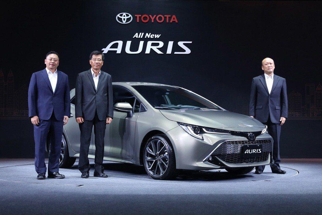國產車商為了強化商品競爭優勢,也透過進口方式導入適合台灣市場的車款。 圖/和泰汽車提供