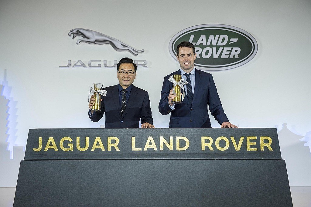 Jaguar/Land Rover在台設立公司後隨即就以大規模降價來展現決心。 圖/Jaguar/Land Rover提供