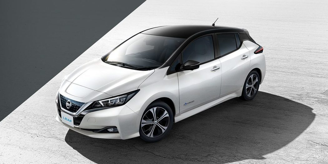 全球最暢銷的電動車NISSAN LEAF,今年將正式引進台灣市場。 圖/NISSAN提供