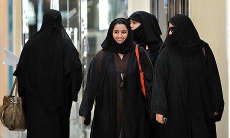 沙國婦女再獲得權利、能得到離婚的通知,這也是該國王儲薩勒曼極力推動平權的政策之一...