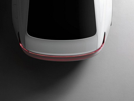 Polestar 2預告圖釋出! Tesla Model 3又多了個對手!