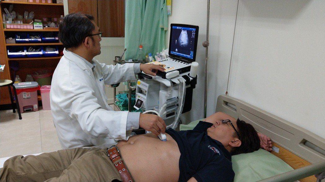 肝癌是國人十大癌症死因第二名。 圖/聯合報系資料照片