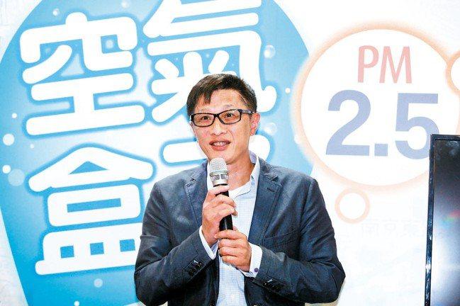 瑞昱董事長葉南宏。 報系資料照