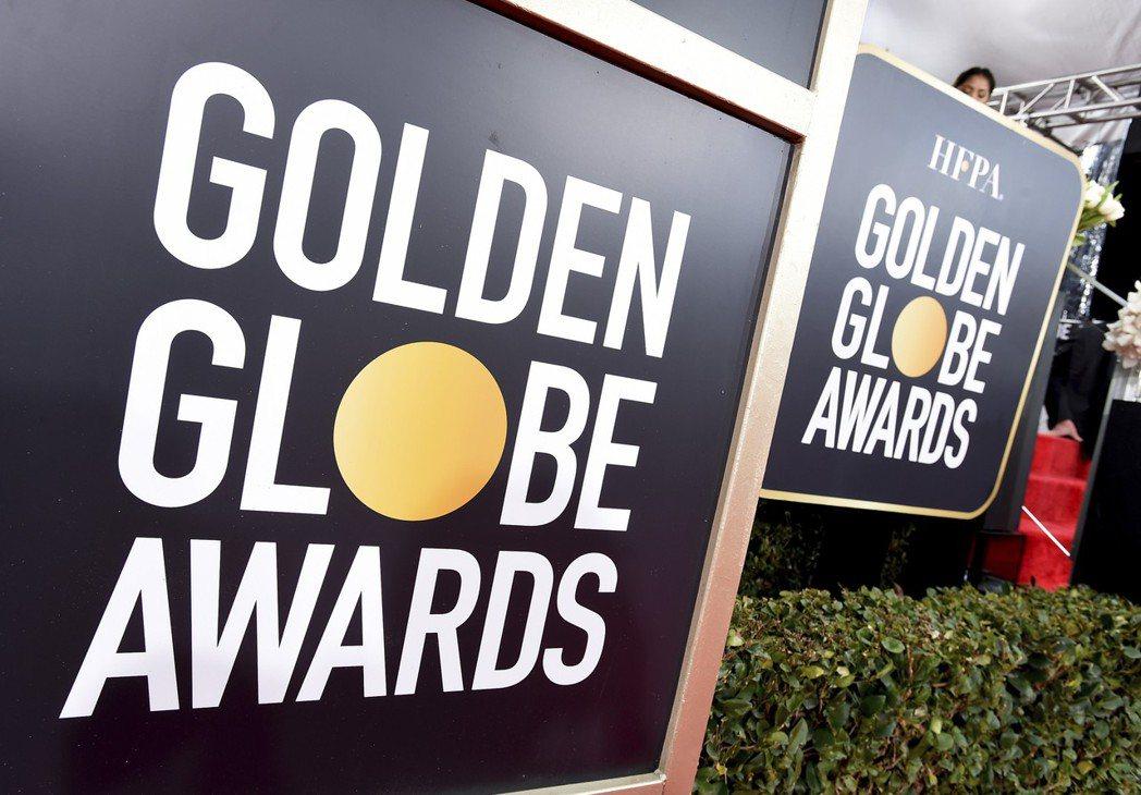 第76屆金球獎頒獎典禮在洛杉磯比佛利山莊舉行。 圖/美聯社