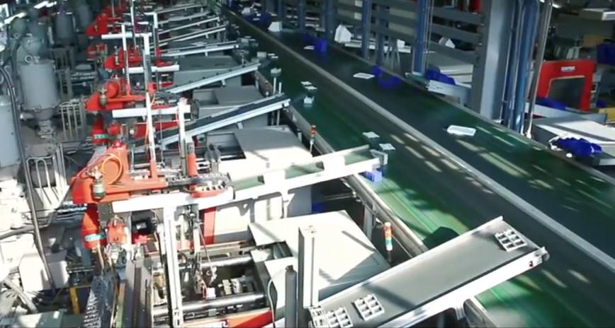 樹德工廠產線已導入精實管理及智慧生產。 智造夢工業編輯小組/提供