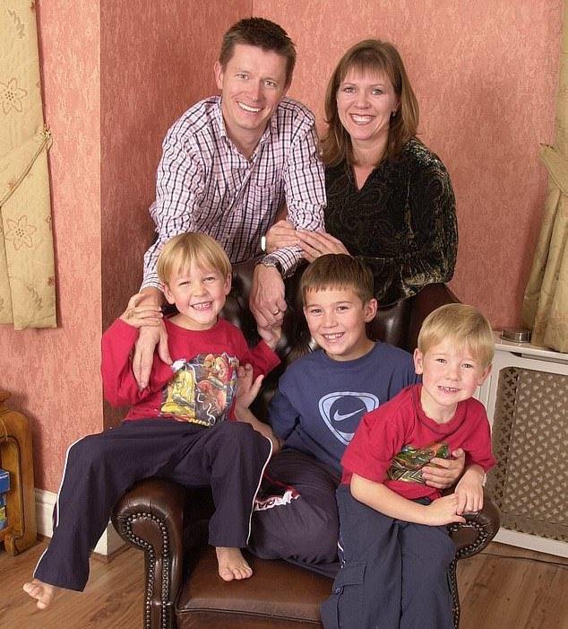 因為一個醫療診斷,英國富商發現「三個兒子都是別人的」這個殘忍的事實。圖擷自 ...