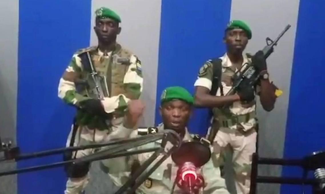 西非國家——加彭共和國(Gabon)——7日清晨驚傳政變。一批自稱「愛國運動」的...
