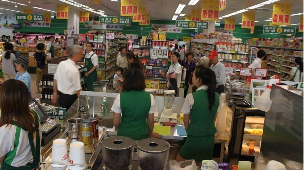圖片來源/ 楓康超市