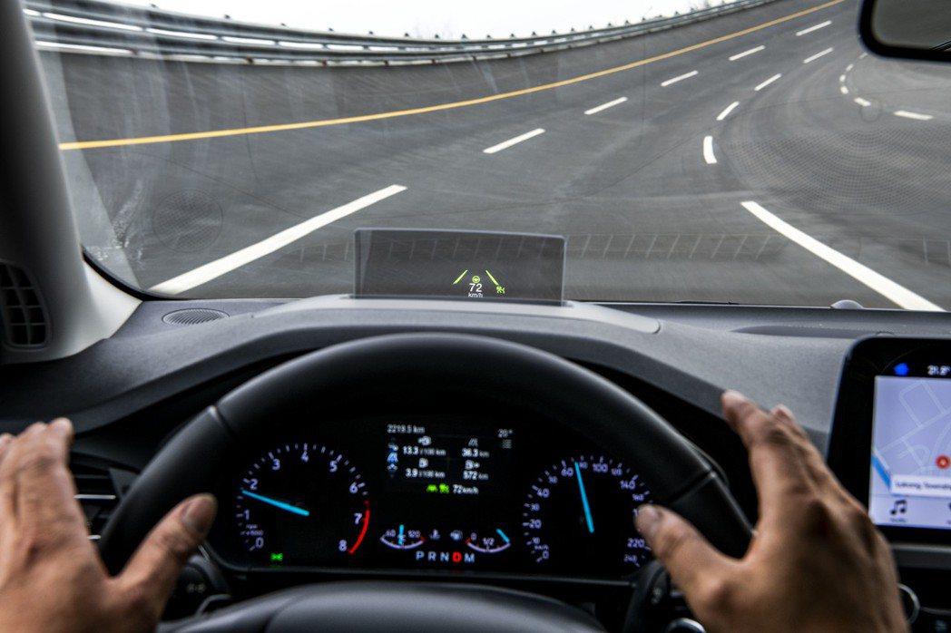 福特六和預計將Co-Pilot360在旗艦車型上導入為標配,讓國產車的安全科技大幅進階。 圖/福特六和提供