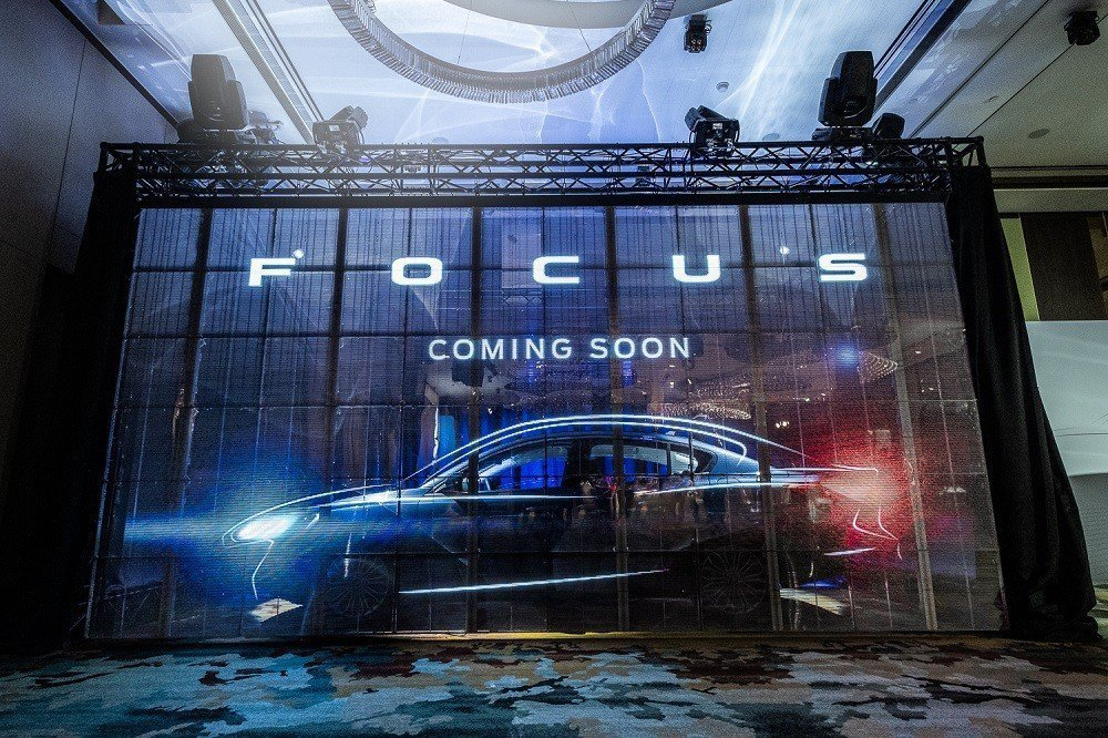 The All-New Ford Focus 將於2月20日隆重上市。 圖/福特...