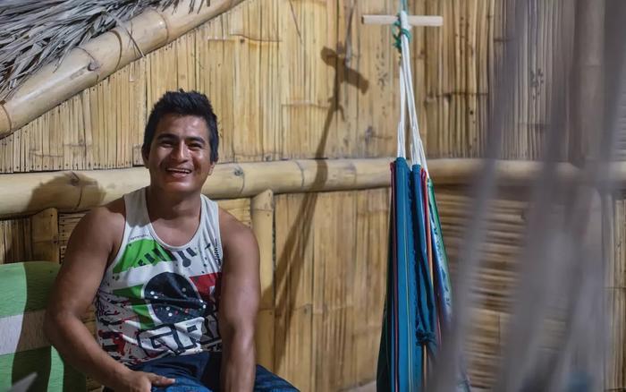 Andrés一家搬到Santa Marianita後就以打漁為生,但Andrés...